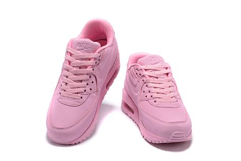 nike air max 90 woven light pink 833129 012 womens running