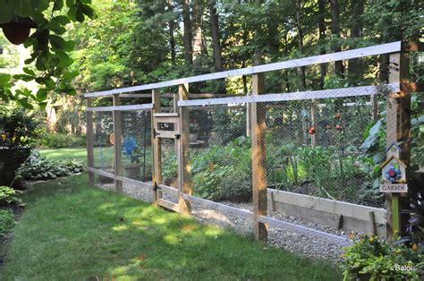 Gardeners With Kids The Vegetable Garden Fence Vegetable Garden Fencing