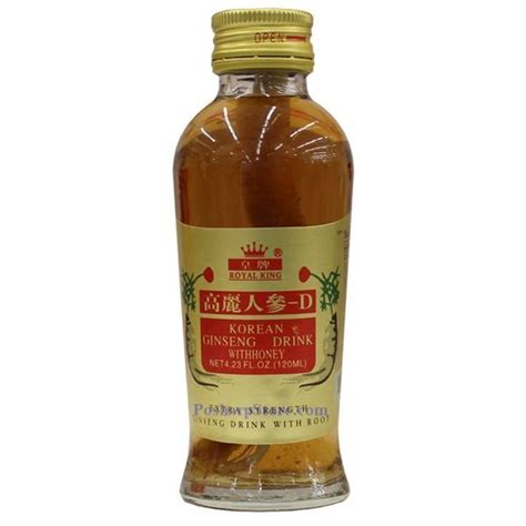 Putri Shoo With Extract Ginseng royal king korean ginseng drink with honey and ginseng