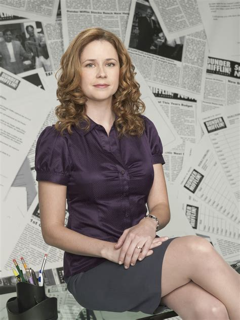 Pam From The Office by Pam Halpert Dunderpedia The Office Wiki Fandom
