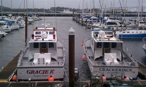 charter boat newport oregon halibut fishing yaquina bay charters autos post