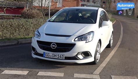 opel corsa opc 2016 2016 opel corsa opc 207hp drive sound 60fps youtube