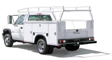 royal utility bed utility truck 9 ft utility service body royal truck body