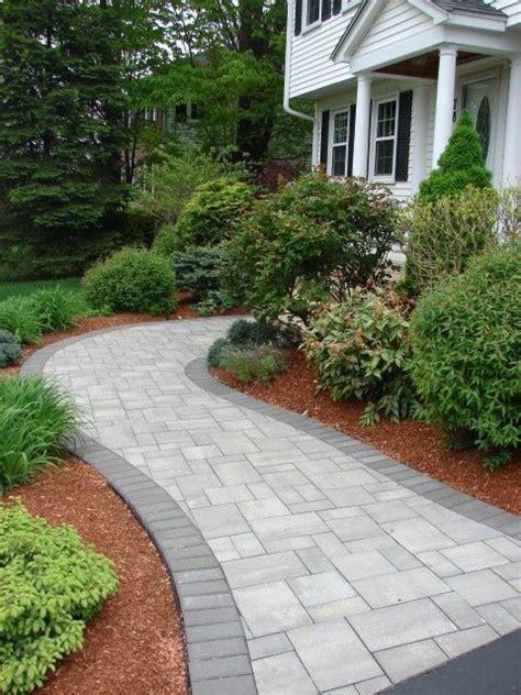 landscaping walkway to front door garden interesting front sidewalk landscaping ideas house