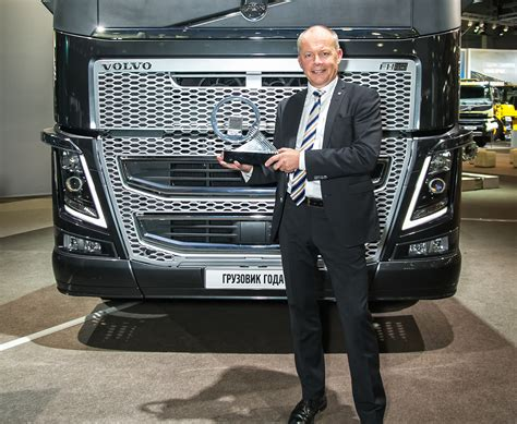 Volvo Fh Truck Of The Year 2014 Truckstar