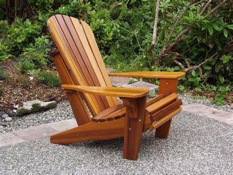 Adirondack Chair Kits by Cedar Adirondack Chair Kits Home Furniture Design