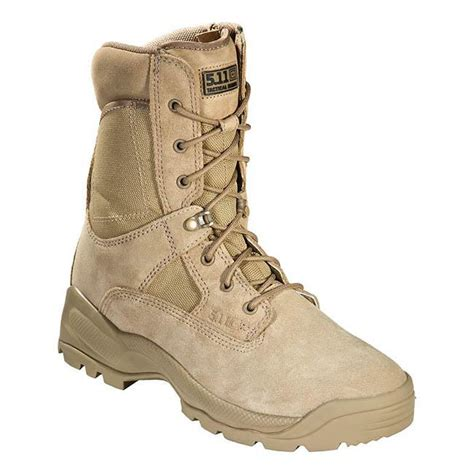 Tactical Boots 5 11 5 11 tactical atac 8 inch coyote boot