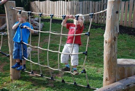 backyard climbing rope 398 best images about outdoor activities on pinterest