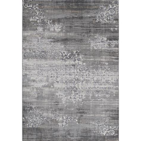 lanart rug olive hton 5 ft x 7 ft area rug the home lanart muskoka porcelain polyester 5 ft x 7 ft 6 in