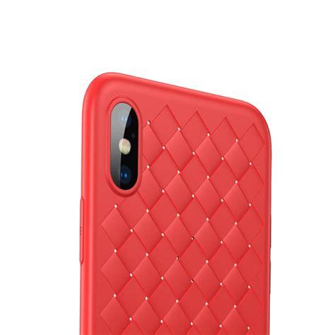 Baseus Iphone X baseus woven iphone x iphonehuset no