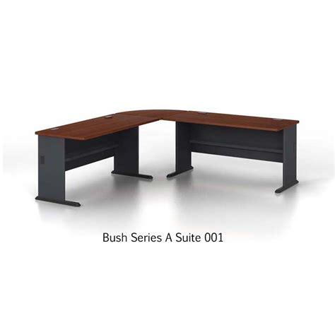 Bush Series A Corner Desk Object Moved