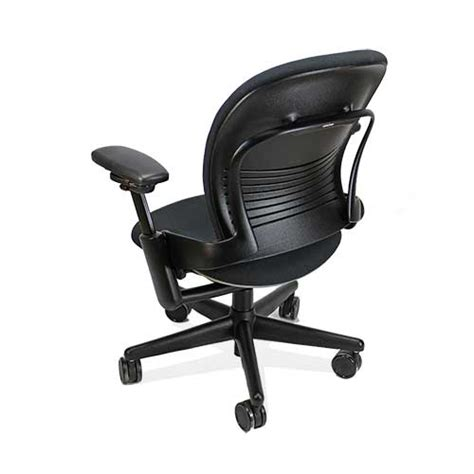 Leap Desk by Steelcase Remanufactured V1 Leap Desk Chair Office