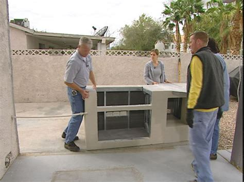 how to build a outdoor kitchen island diy outdoor kitchens the house decorating