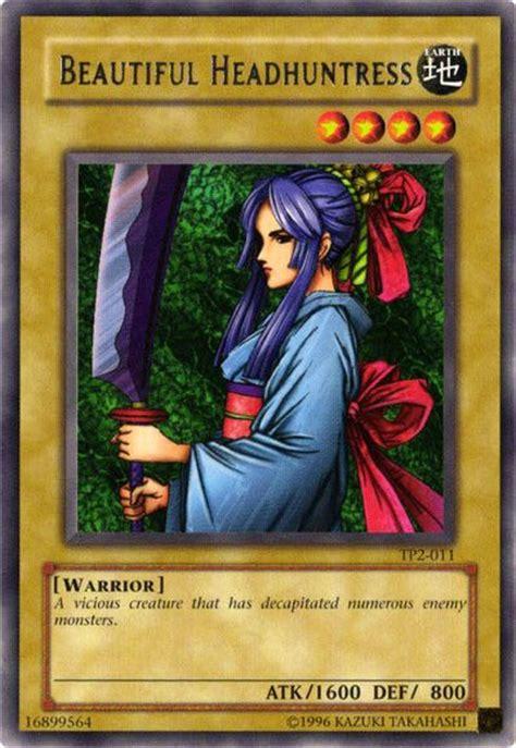 Kartu Yugioh Protector Of Throne beautiful headhuntress beautiful witch and