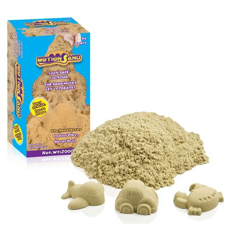 Fan Sanden motion sand 2kg box kinetic magic childrens