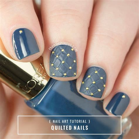 quilted nail art tutorial 21 thanksgiving nail ideas to dawn on your digits