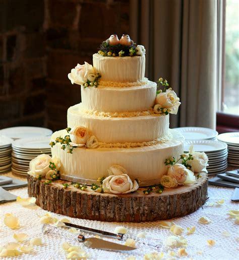 6 stunning rustic wedding cake ideas wedding cakes - Hochzeitstorte Rustikal
