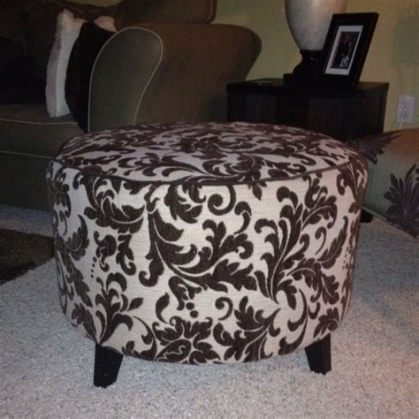 ottomans at big lots ottoman found at big lots cheap too diy home decor