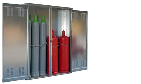 Gas Bottle Storage Cabinet with Storage Cabinets Gas Cylinder Storage Cabinets