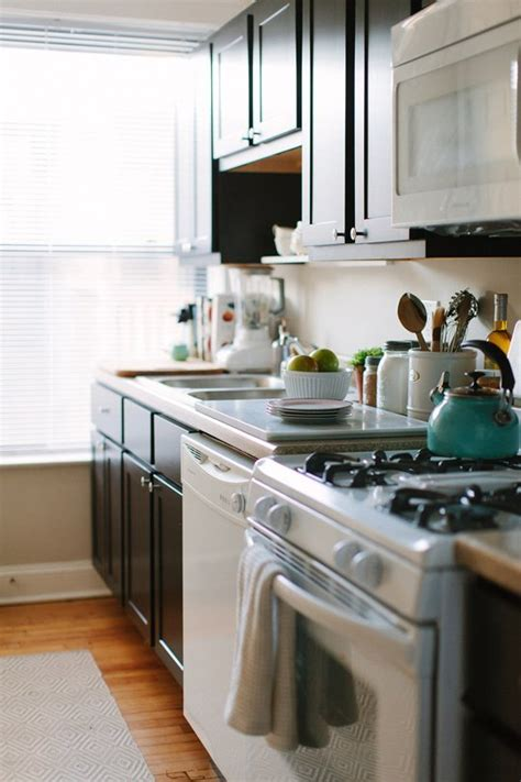 Apartment Kitchen Cabinets by The Functional Yet Useful Apartment Kitchen Cabinets