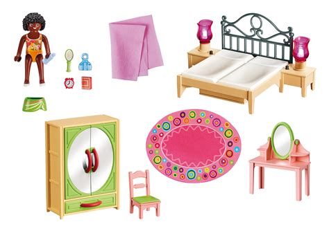 Schlafzimmer Playmobil by Master Bedroom 5309 Playmobil 174 Usa