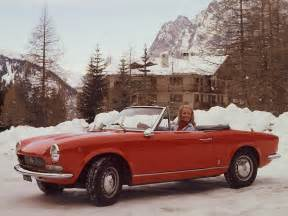 Fiat 124 Parts Fiat 124 Spider Technical Details History Photos On