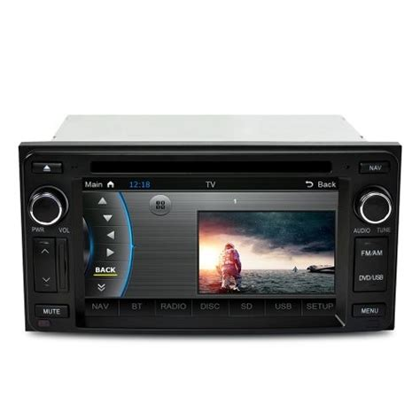 Unit Caska Android Classic Hd Gps Navigasi caska 6 2 inch hd digital touch screen car dvd player 2 din car pc stereo unit in dash