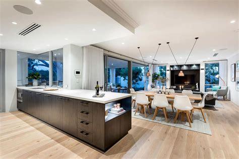 sejour ouvert sur cuisine cuisine moderne ouverte sur sejour chaios com