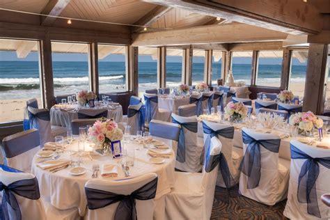 wedding ceremony and reception in los angeles ca redondo chart house wedding ceremony reception