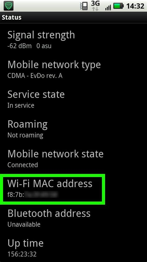 android mac address how to change mac address on android phones