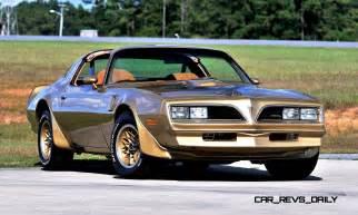 Pontiac Transam Pontiac Firebird Trans Am Y88 Se Gold Edition