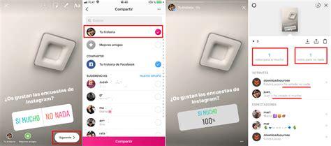 como hacer encuestas y preguntas en las historias de - Hacer Preguntas Instagram Iphone