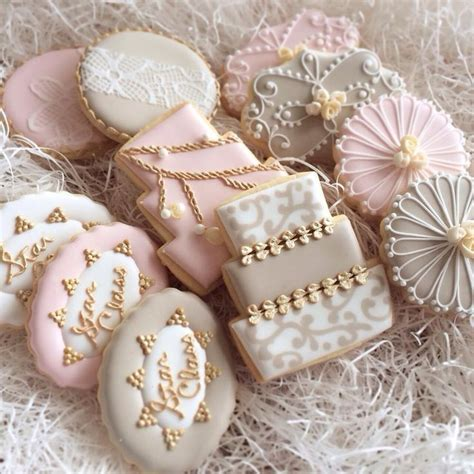 133 best Wedding Cookies!!!! images on Pinterest