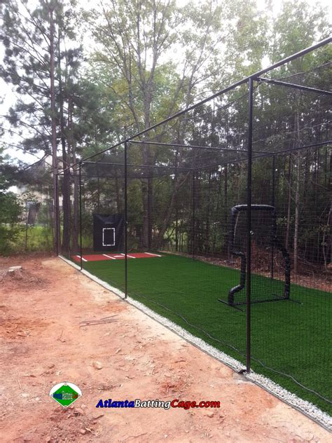 how to build a backyard batting cage fantastic backyard batting cages design home gallery