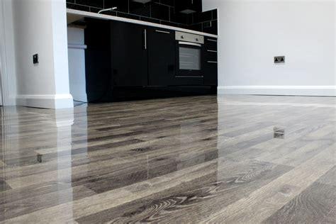High Gloss Vintage Ivory Oak   Floorless Floors