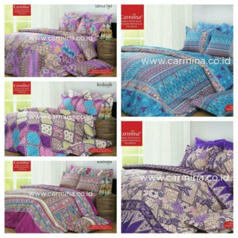Sprei Carmina Volume 3 Uk 180x200 sprei batik carmina uk 180x200 motif dewi sri kedasih