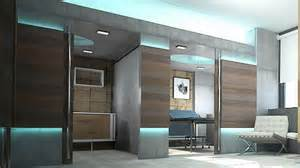 Diseno Interior Dise 241 O Interior De Un Centro De Fisioterapia Y Osteopatia