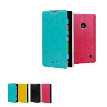 Mofi Leather Lumia 435532 Softcase mofi series pu leather flip for nokia lumia 520 525 526 us 5 55 sold out