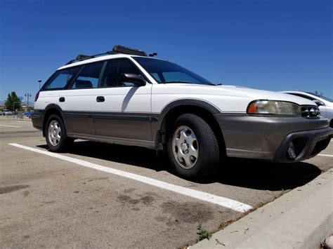 2000 Subaru Legacy Outback Limited by 1997 Subaru Legacy I Limited For Sale Used Cars On