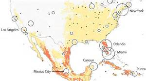 united states map of zika virus yes zika will soon spread in the united states but it