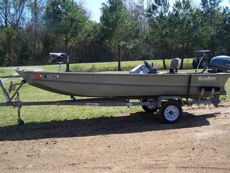 long boat trailers for sale seaark boat long trailer yamaha motor 2012 for sale for