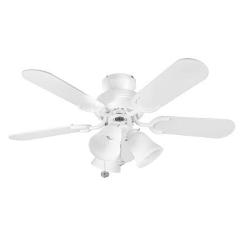 36 ceiling fan with light fantasia ceiling fans 110194 36inch combi white