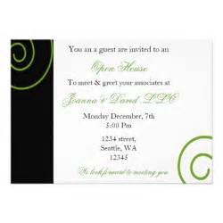 company invitation corporate invitation 5 quot x 7 quot invitation card