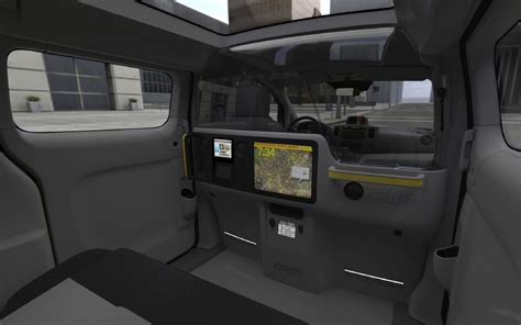 Taxi Interior by 2013 Nissan Nv200 Taxi Interior Photo 180165 Automotive