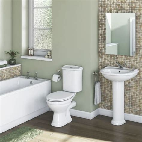 cheap traditional bathroom suites 10 of the best budget bathroom suites housetohome co uk
