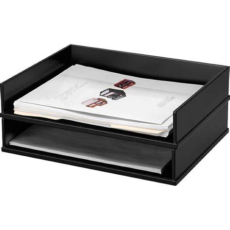 wood desk letter tray west coast office supplies office supplies desk
