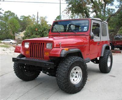 jeep yjbirth   wrangler