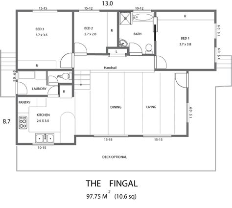 House Designs And Floor Plans Tasmania Tas Kit Homes Gallery