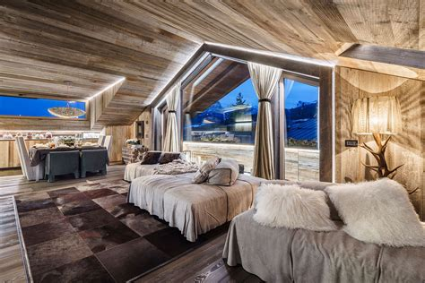 the house in chalet style from zwd projects studio