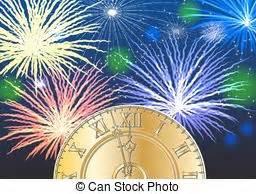 clipart anno nuovo anni nuova orologio illustrazione vettoriale cerca